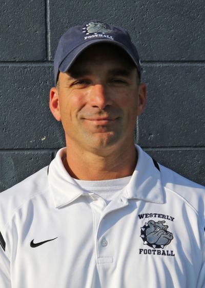 Westerly High Football Head Coach Duane Miranda