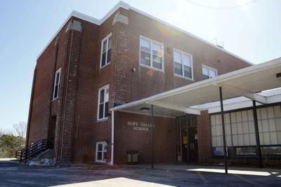 standing Hope Valley Elementary School