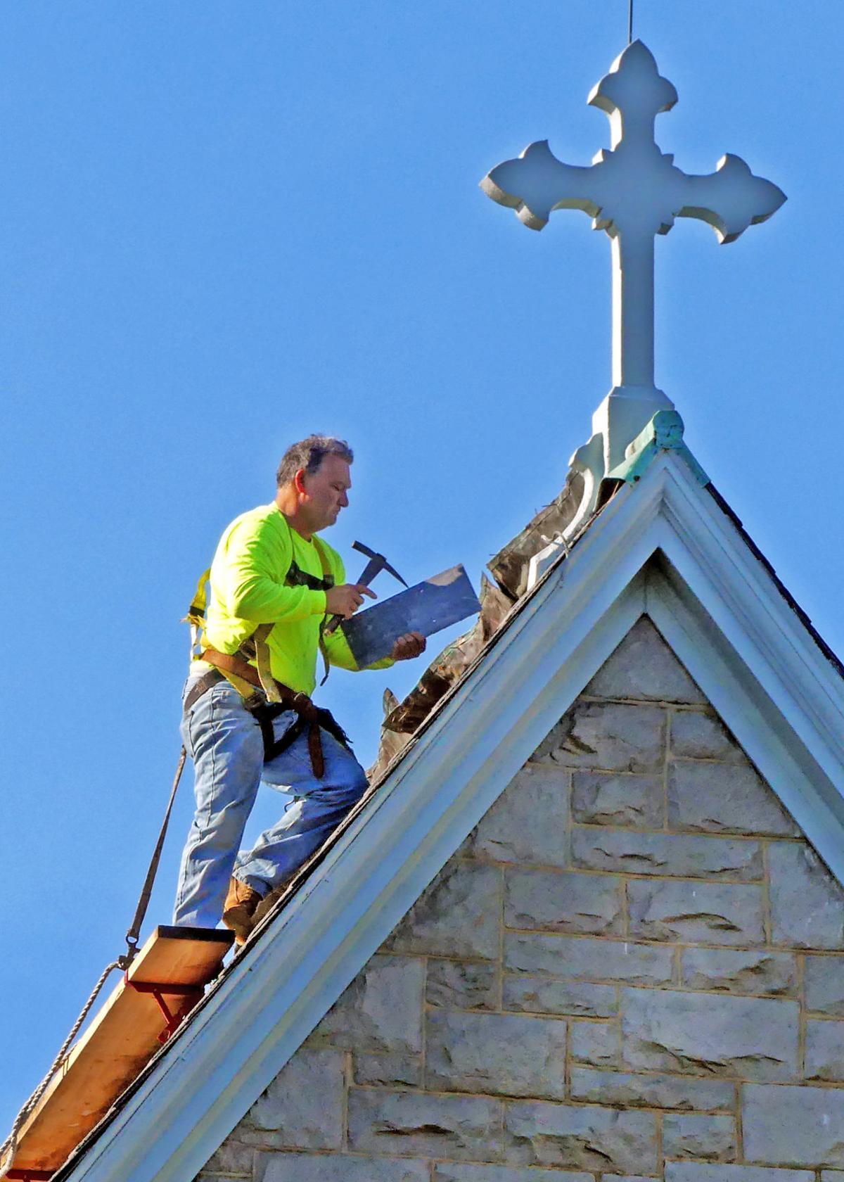 090919 WES Christ Church roof work 532.JPG