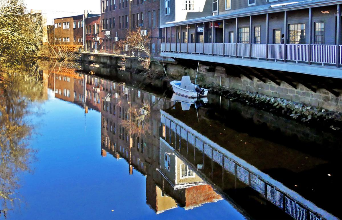 112119 PAW River reflections in downtown 1857.JPG