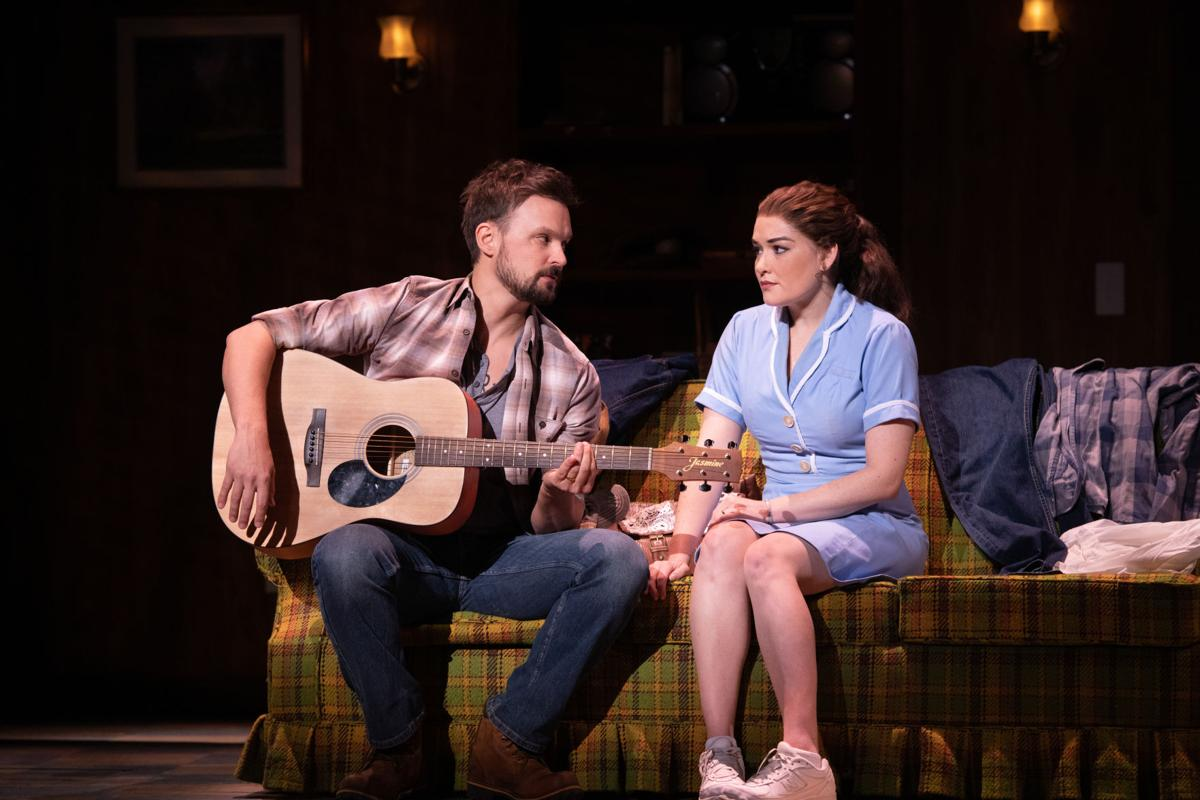 9 FULL SIZE - Jeremy Woodard and Christine Dwyer in the National Touring Production of WAITRESS Credit Jon Gitchoff.jpg