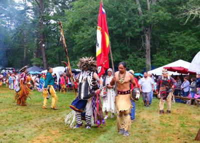Narragansett Tribe Pow Wow