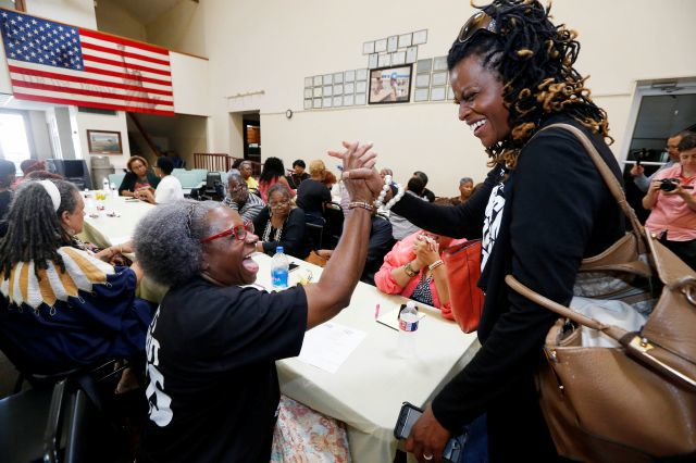 Black women are organizing to energize voters this fall