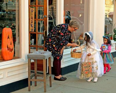 PHOTOS: Scenes from the annual Halloween stroll in downtown Westerly