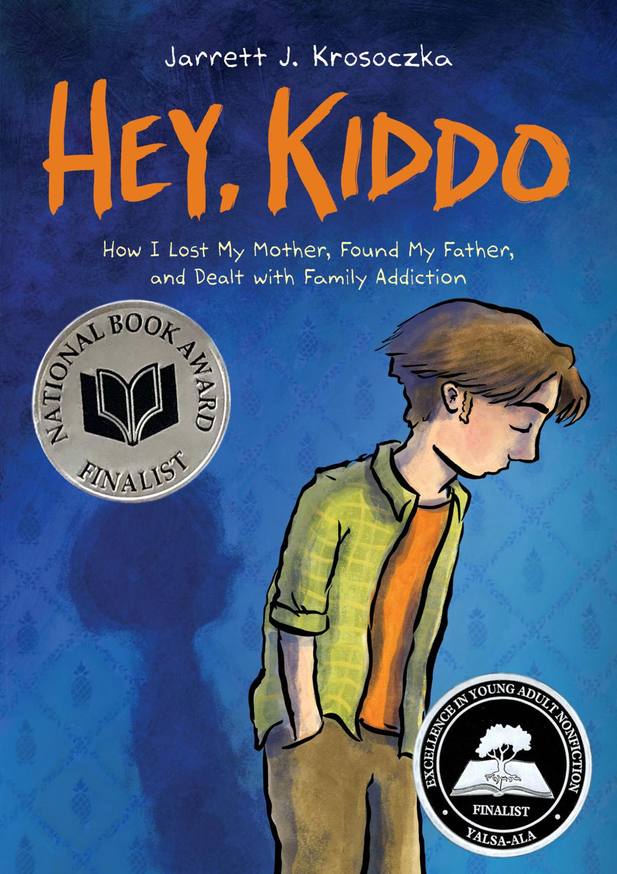 Author Jarrett Krosoczka to talk about his graphic novel, 'Hey ...