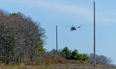 Westerly to conduct aerial spraying of larvicide in Chapman Swamp