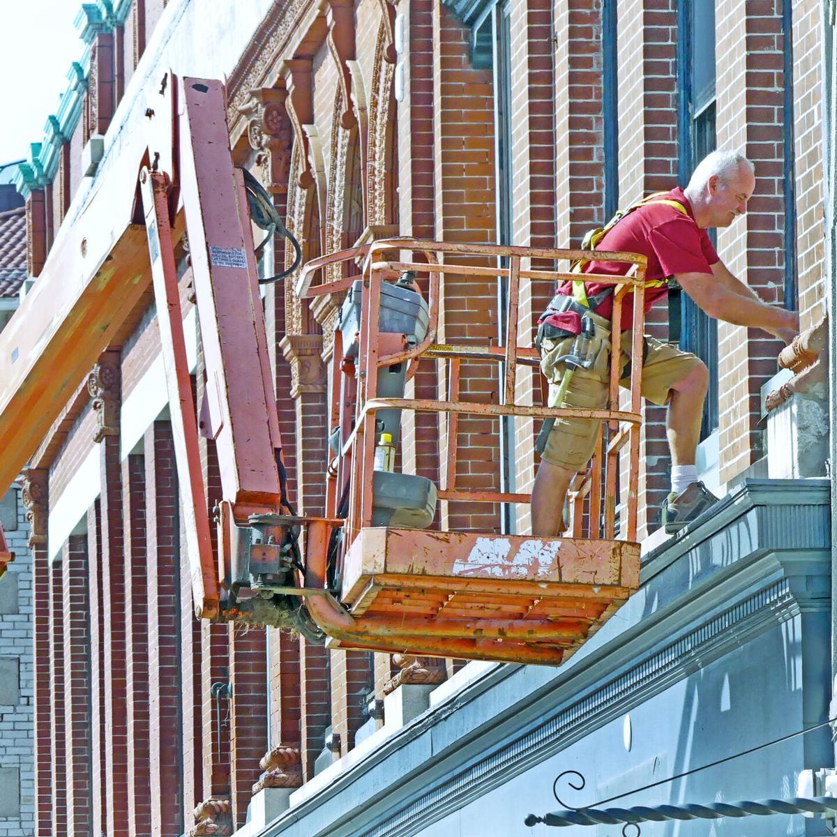 091321 WES Brown Building renov work hh 81217.JPG