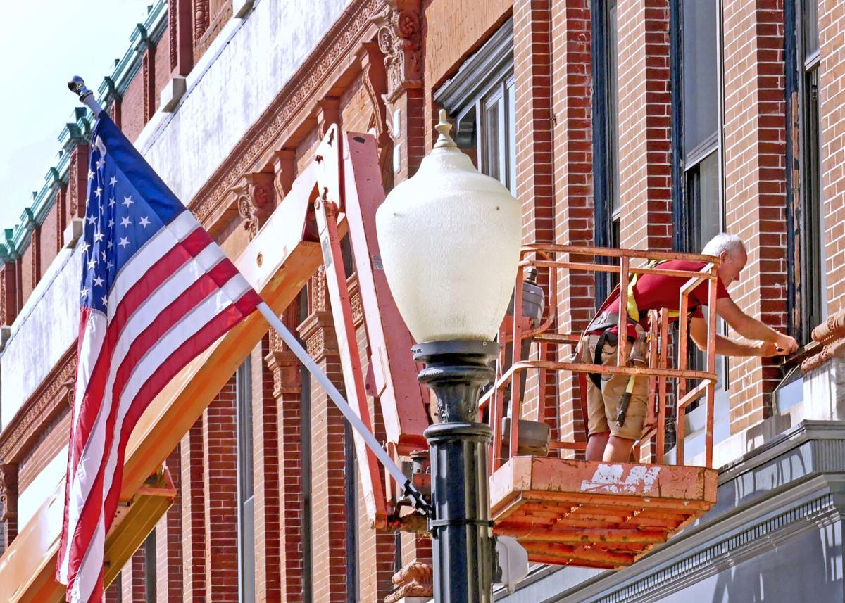 091321 WES Brown Building renov work hh 81223.JPG