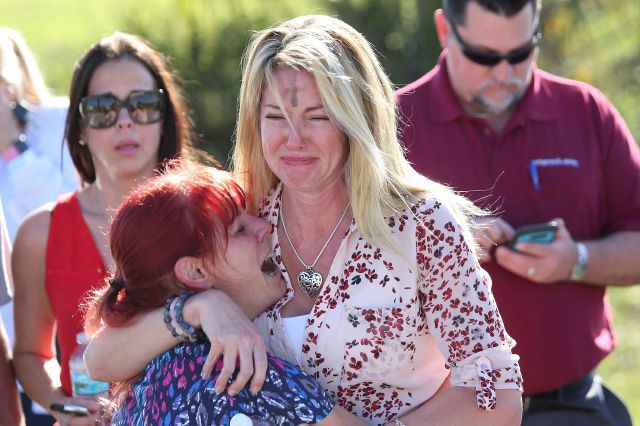 Former student kills at least 17 people at Fla. high school