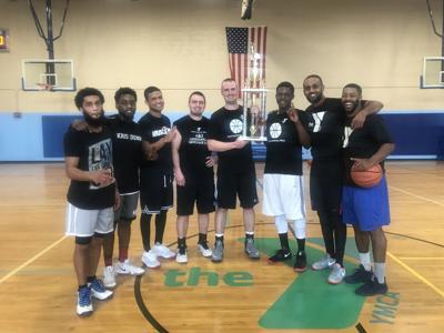 YMCA 18+ basketball