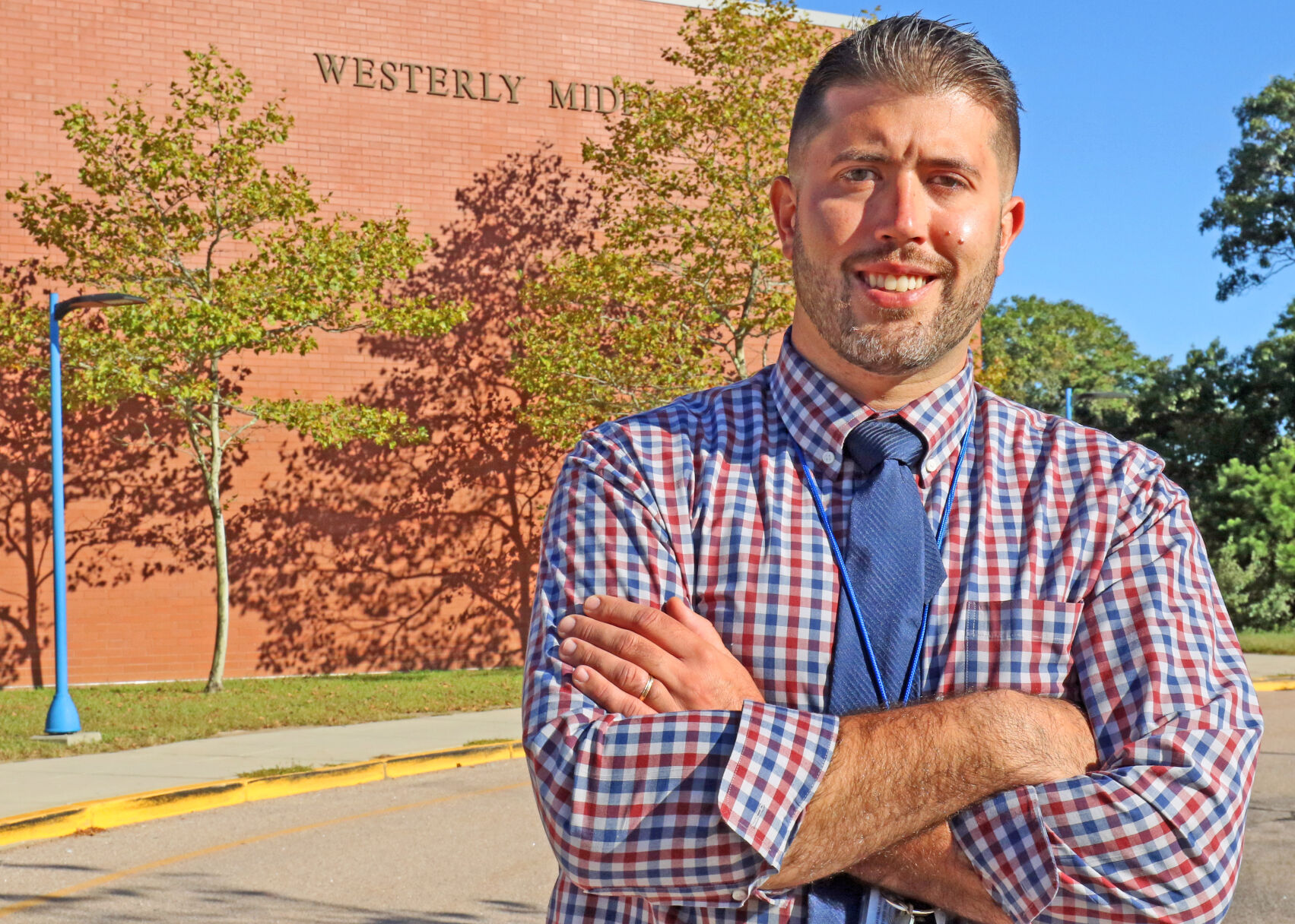 Connell returns to Westerly Middle in new role as assistant principal