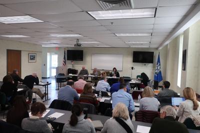 Stonington capital improvement requests