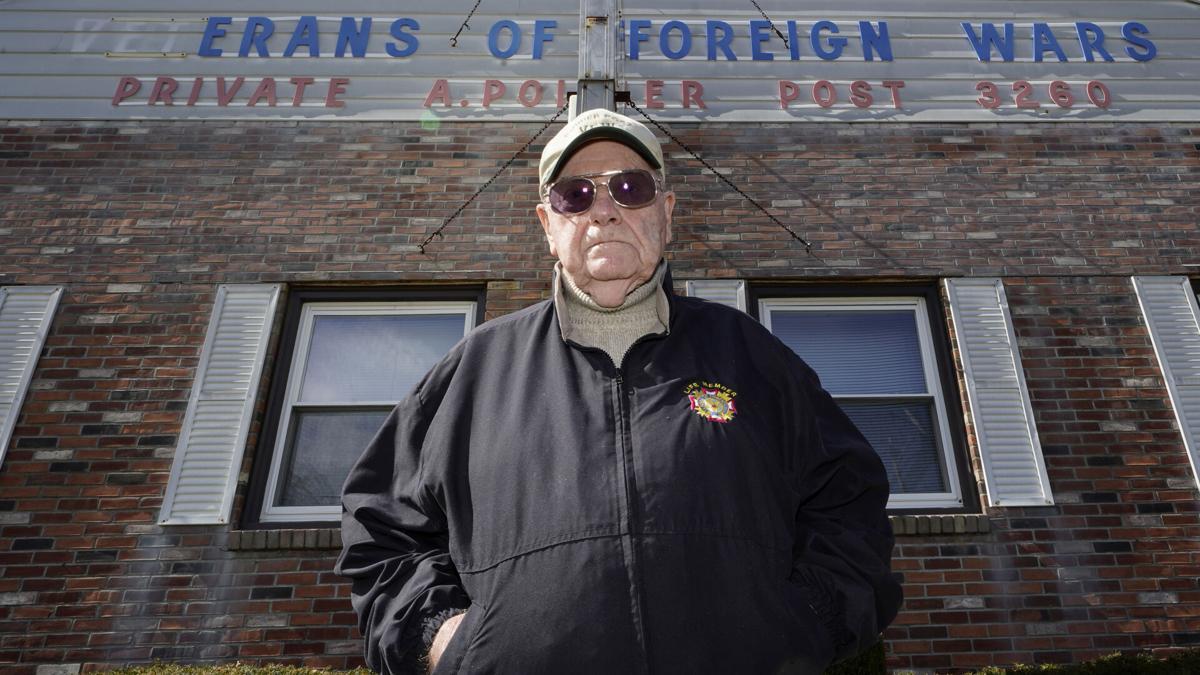 Virus Outbreak Veterans Halls