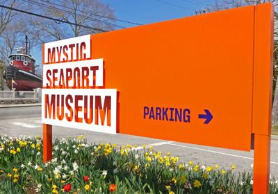 standing Mystic Seaport Museum