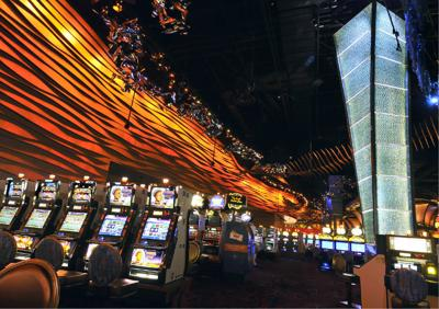 Local casinos betting on gaming sites