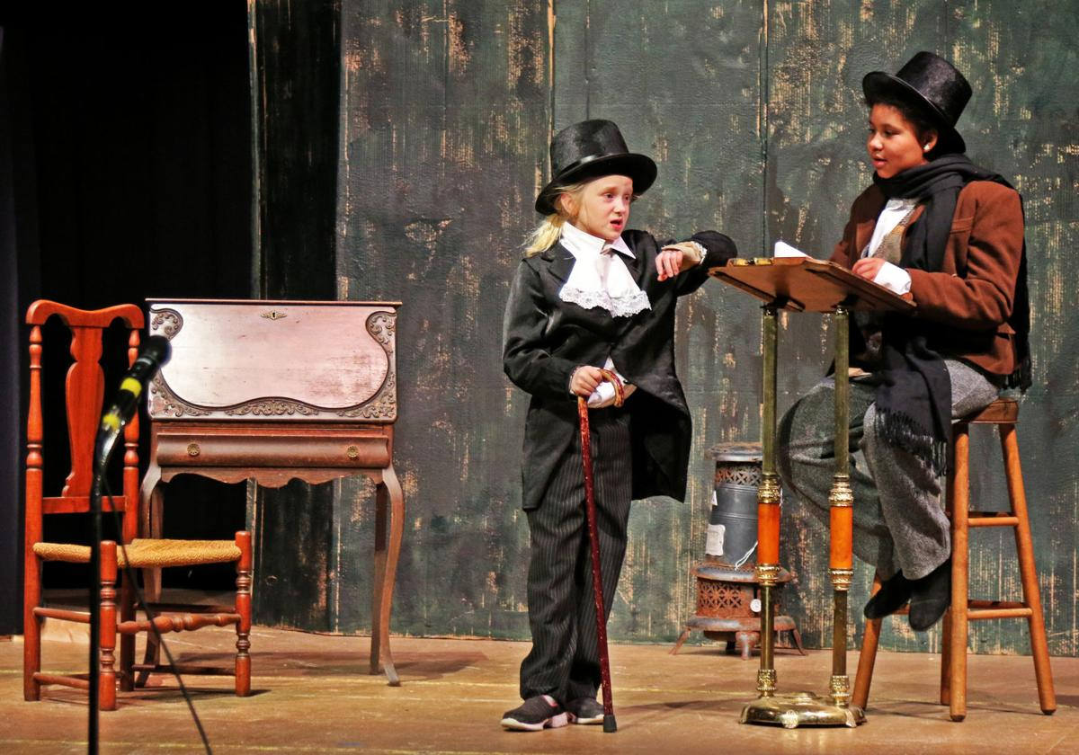 Scrooge Has A Role In Revival Of Como Theatre Kids Latest News