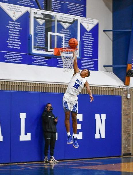 Jordan Brooks dunk
