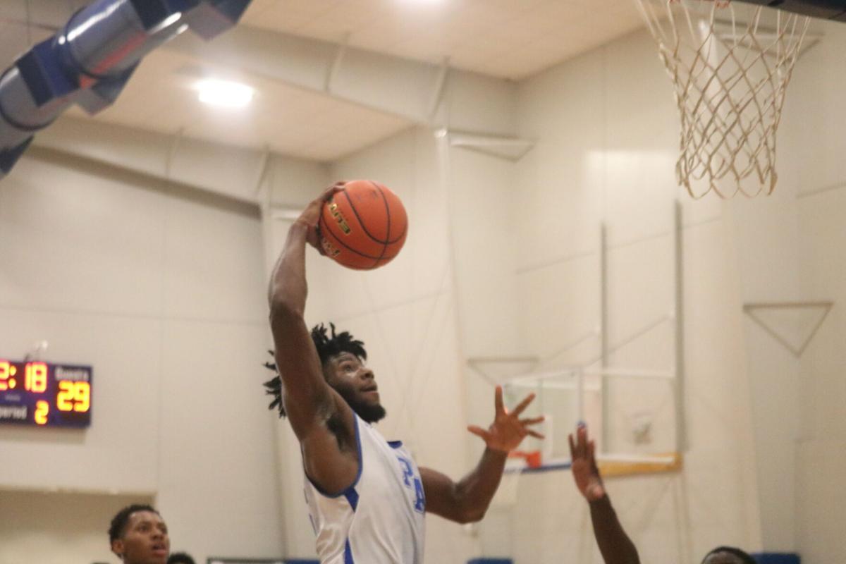 Knox dunk