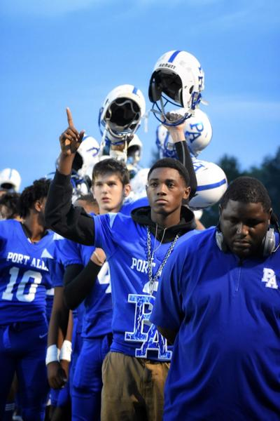 Port Allen advance 1004