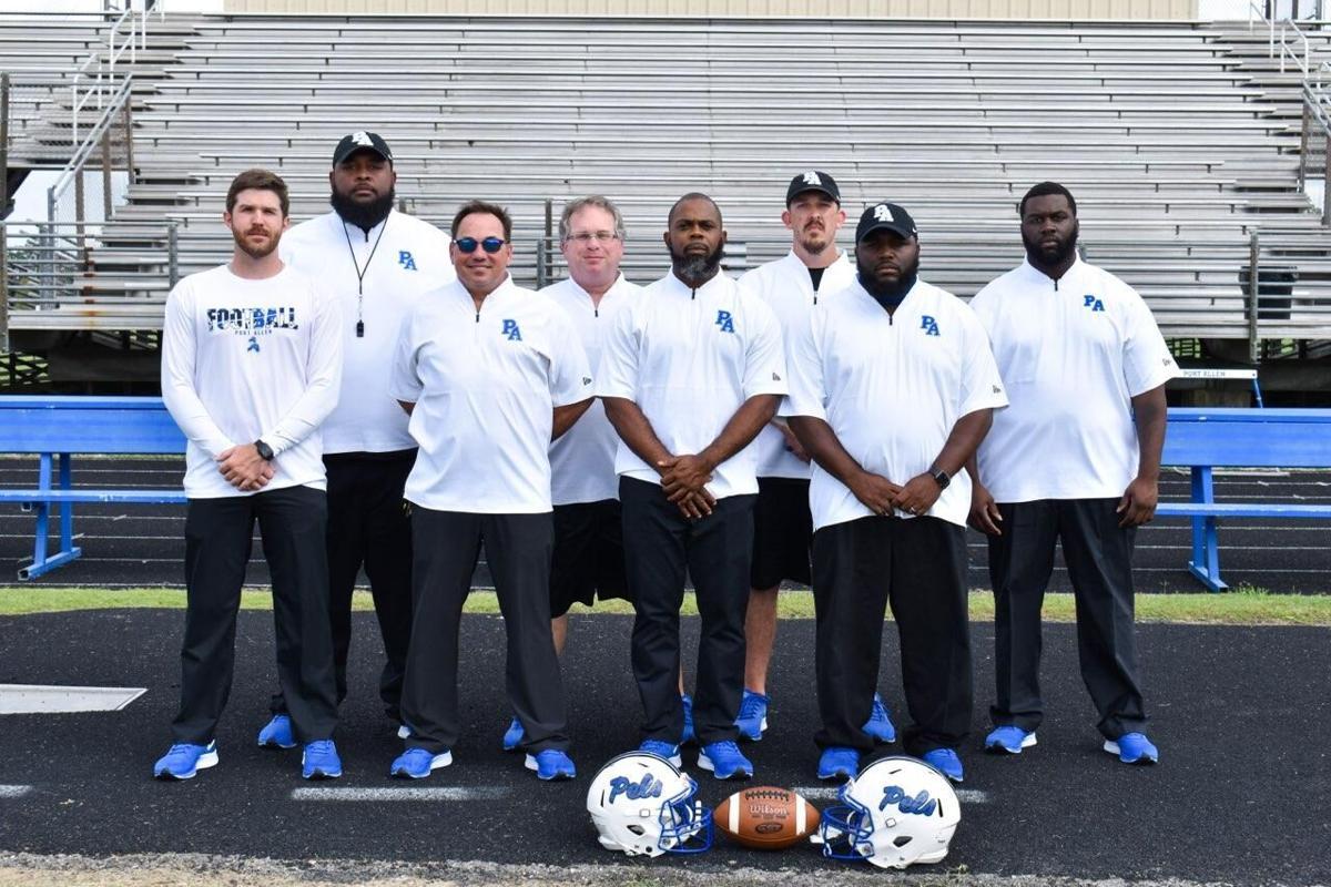 2020 PAHS Football coaches