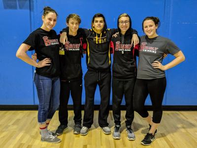 Brusly High swim ends at state meet