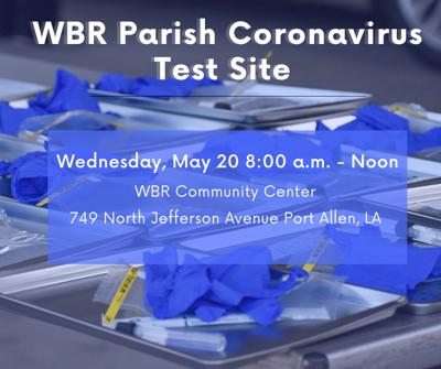 Parish test Site