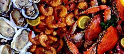 seafood butthole