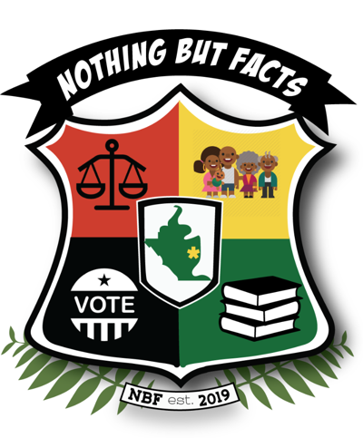 Nothing but Facts logo