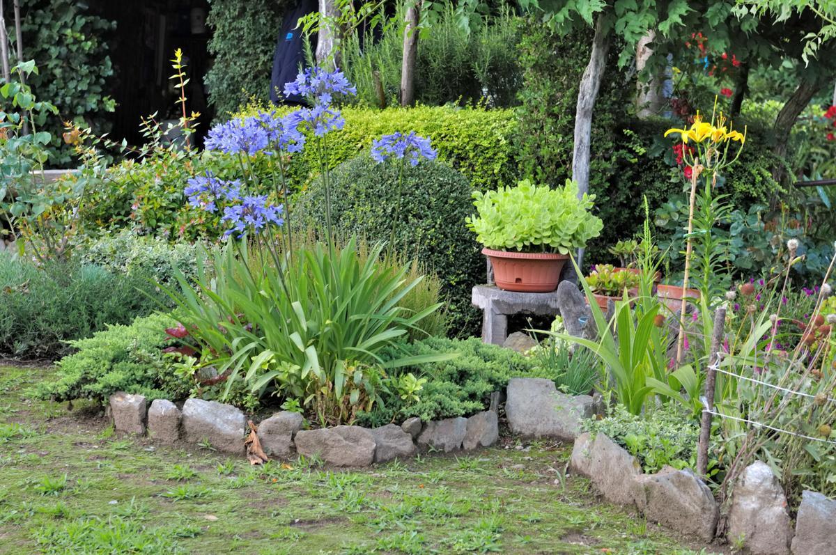 Landscape bed