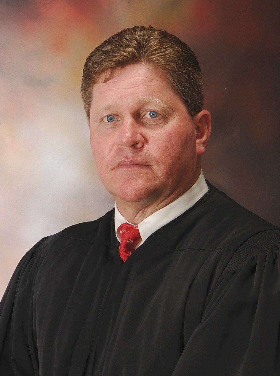 Judges Free and Best suspended for misconduct