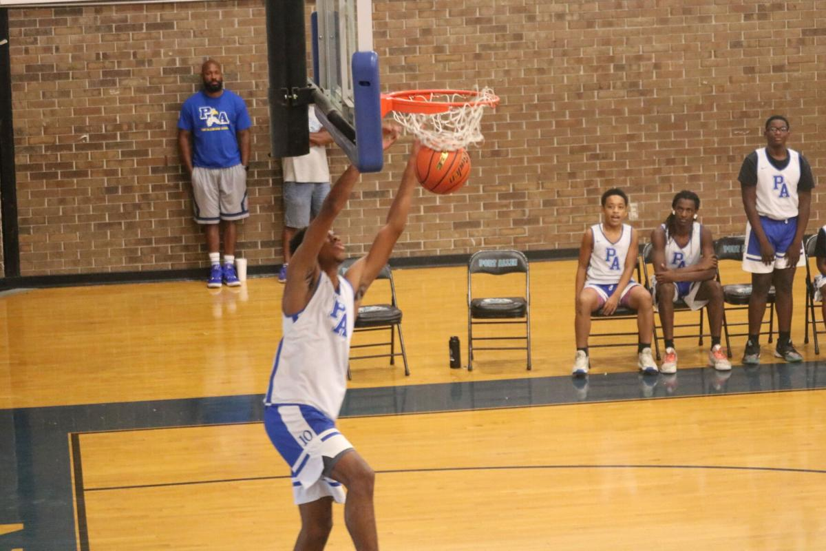Brooks dunk