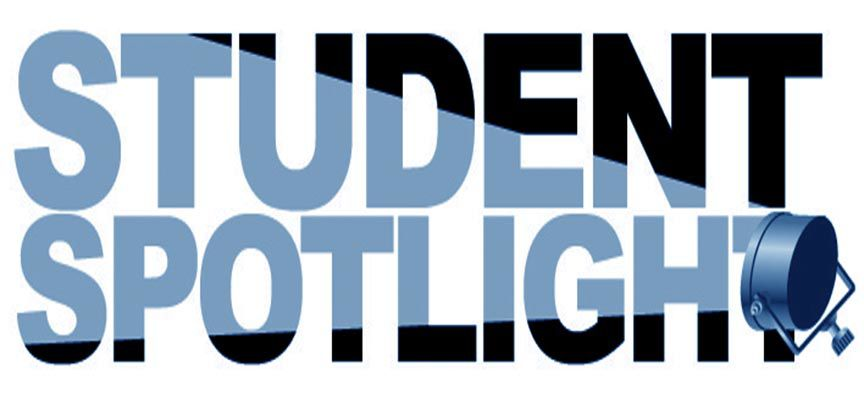 Student Spotlight header