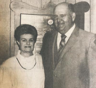 Henry and Barbara Gary