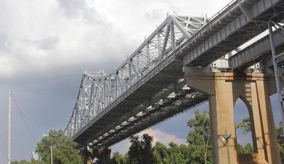 Old Mississippi River Bridge