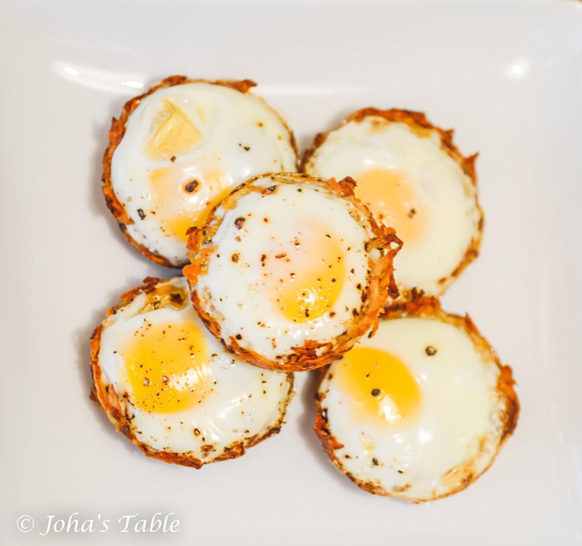 Eggs fru