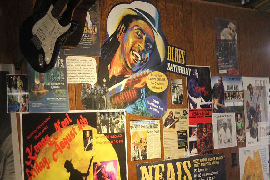 Grand Opening of the West Baton Rouge Museum's Juke Joint Exhibit