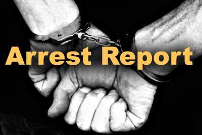 Arrest Report header