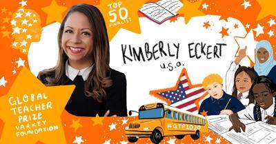 Kim Eckert Top 50