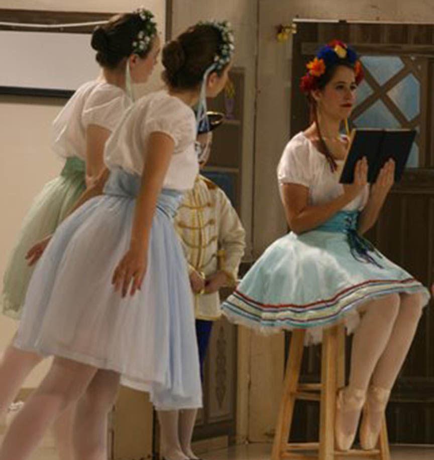 Baton Rouge Ballet Theatre announces free public performances of  Youth Ballet Tour