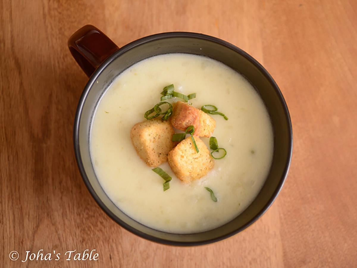 tater soup