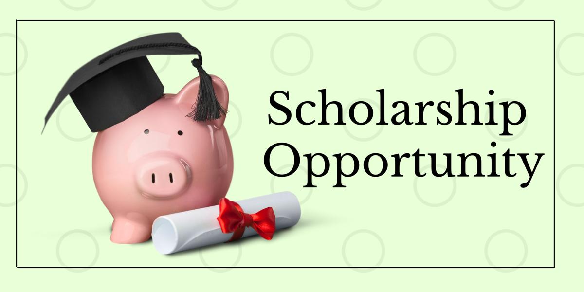 Scholarship Opportunity stock