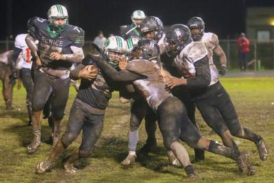 Brusly football playoff game