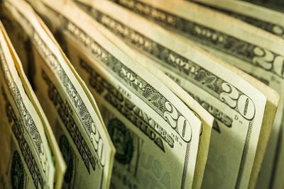 Money dummy