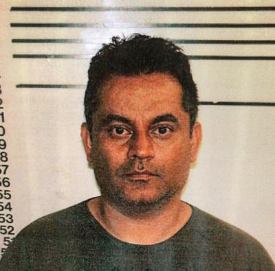 Oscar lozada mug shot