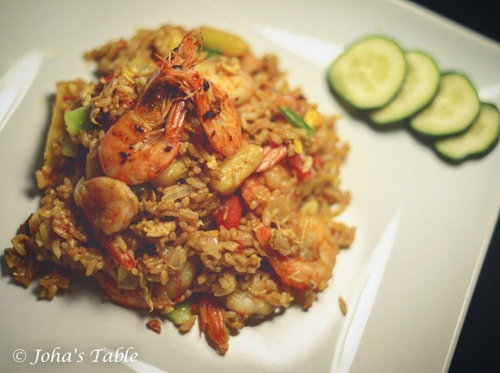 Pineapple Rice
