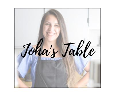 Joha's Table Stock