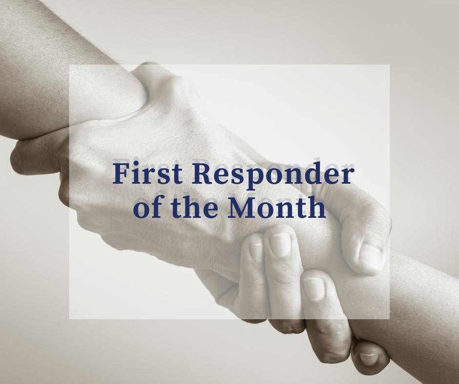 First Responder Stock Header