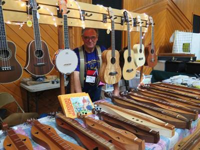 Dulcimer Festival coming in March