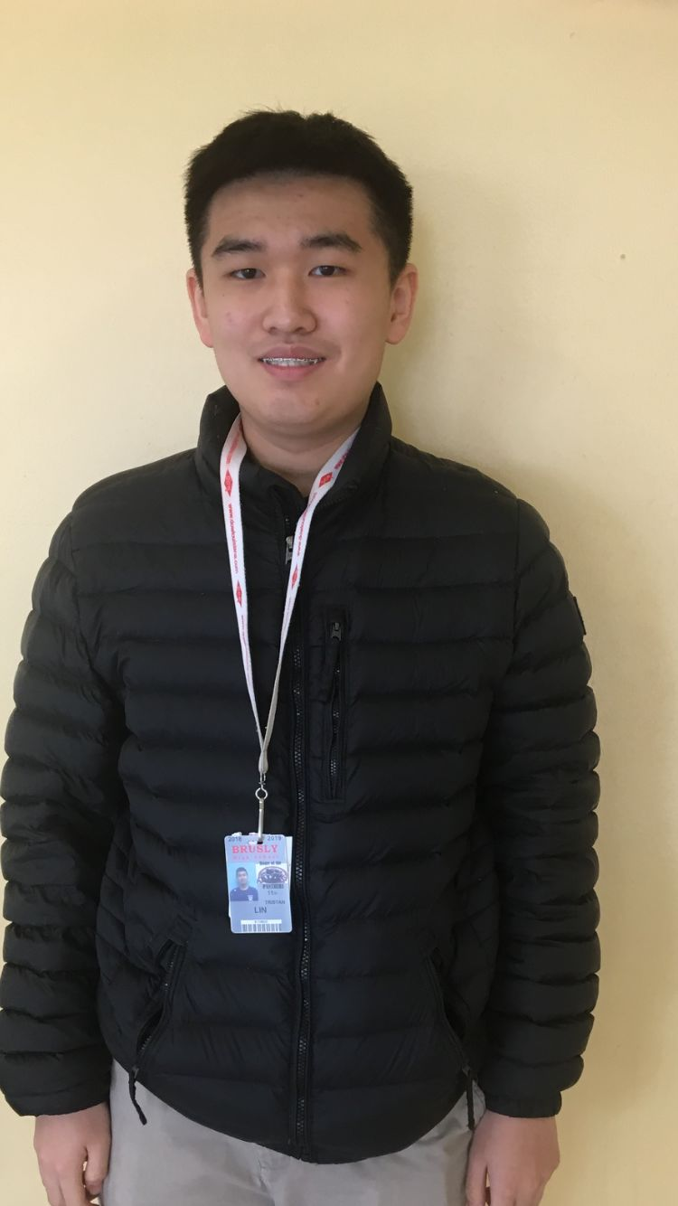Tristan Lin