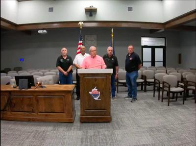 Local Officials address COVID-19 via Youtube